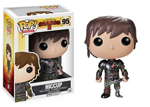 Funko How To Train Your Dragon 2 Hiccup POP Renkli